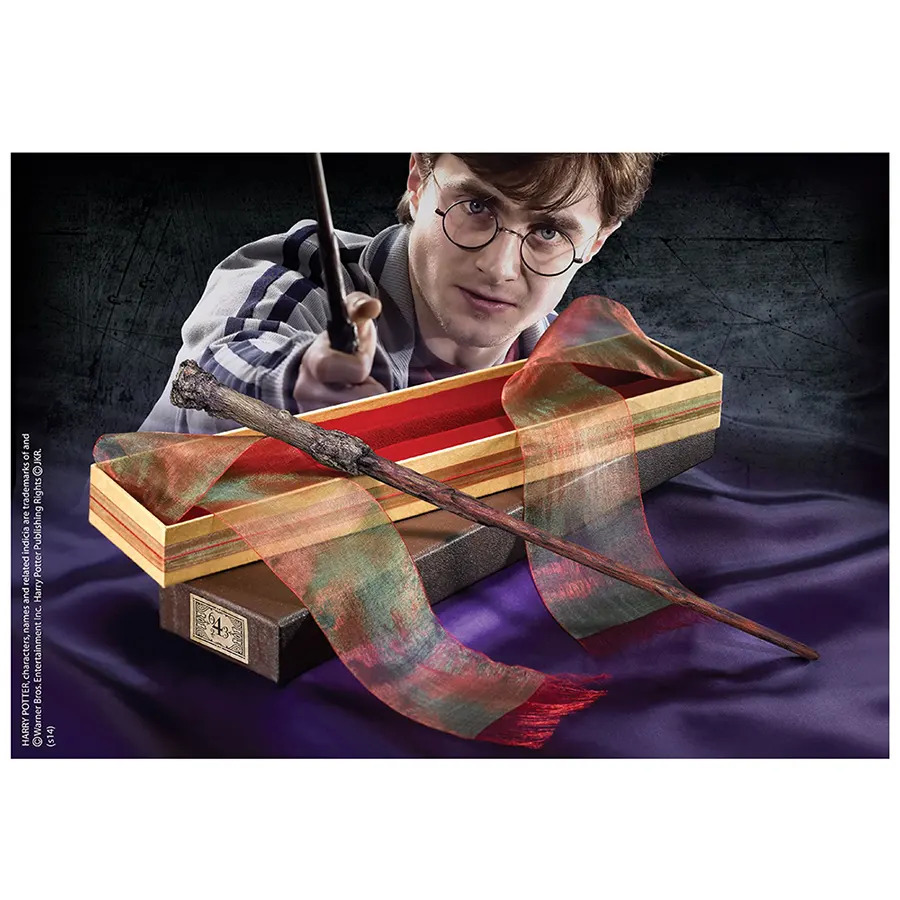 『ハリー・ポッター』【プロップレプリカ】1/1スケール ハリー・ポッターの杖