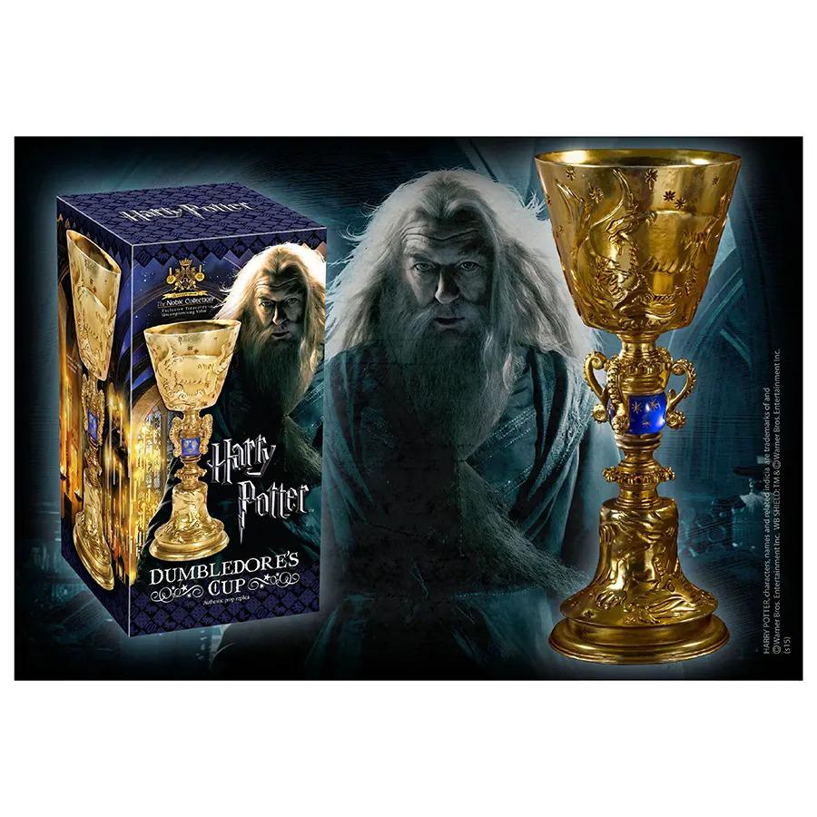 『ハリー・ポッター』【プロップレプリカ】1/1スケール ダンブルドアのカップ