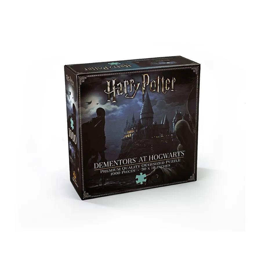 『ハリー・ポッター』【パズル】ホグワーツ魔法魔術学校の吸魂鬼