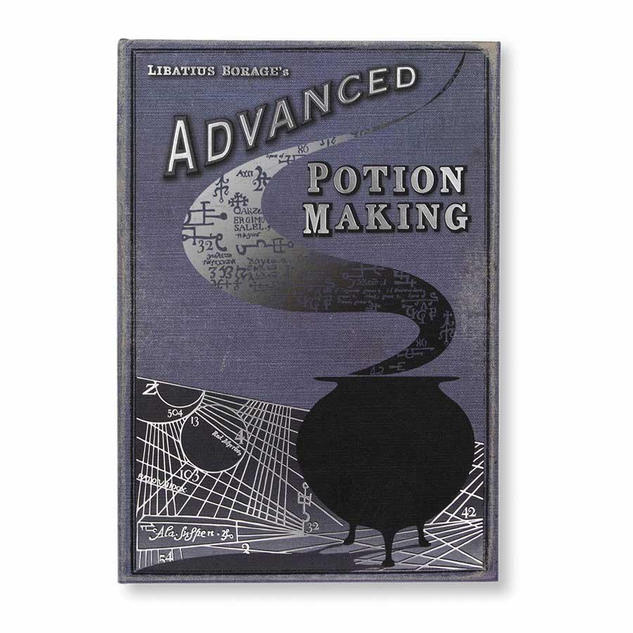 教科書表紙「魔法薬学第2版」ノート