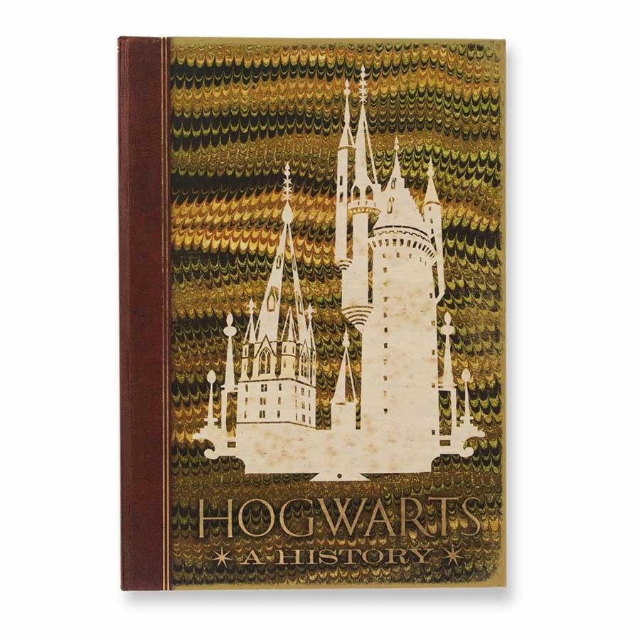 教科書表紙「ホグワーツの歴史」ノート