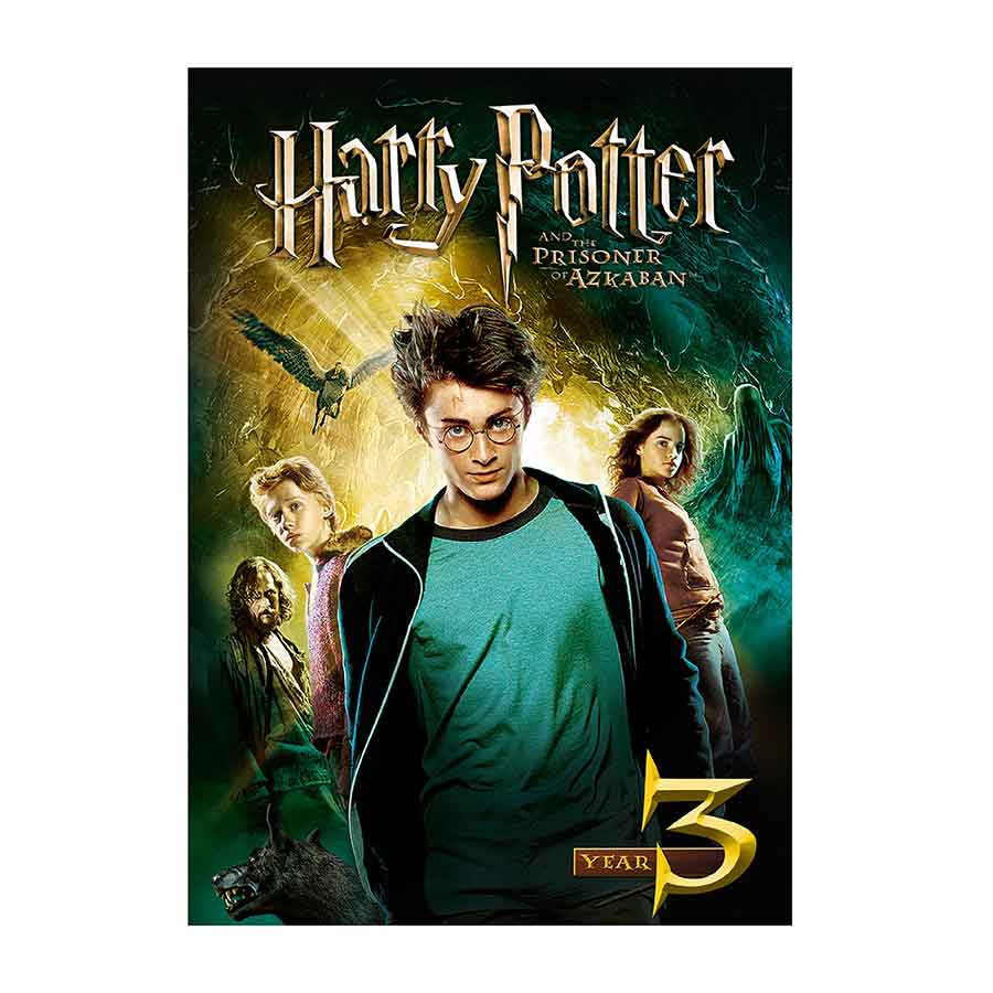 DVD ハリー・ポッターとアズカバンの囚人