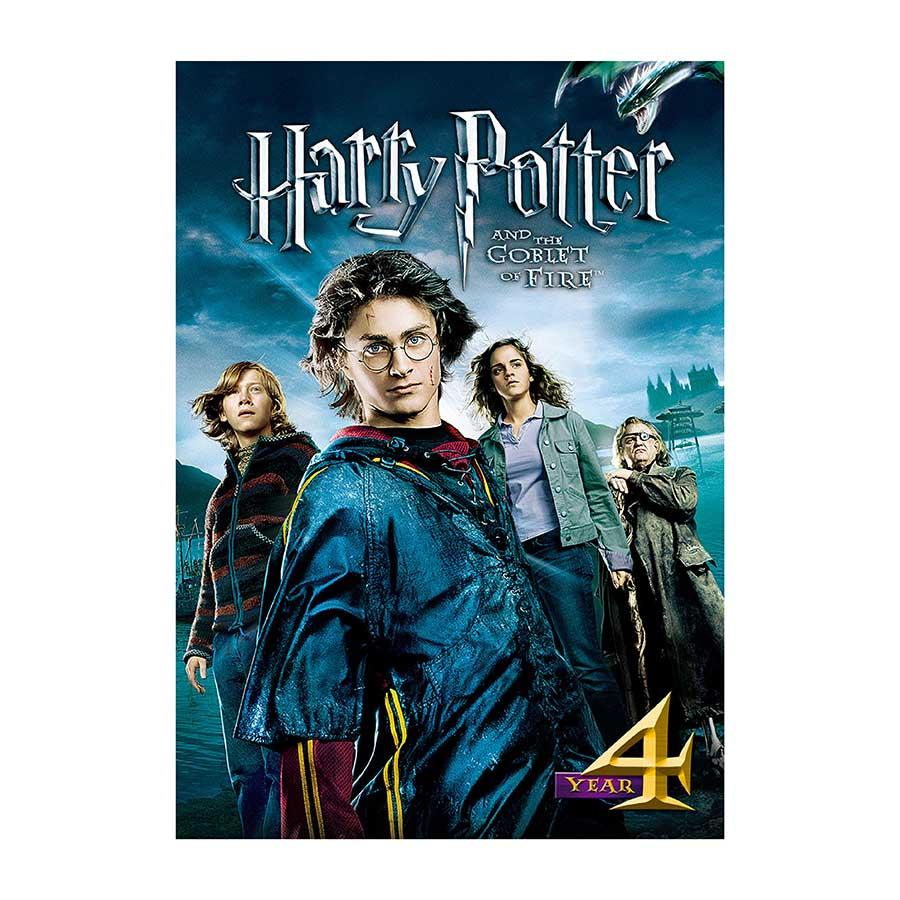 DVD ハリー・ポッターと炎のゴブレット