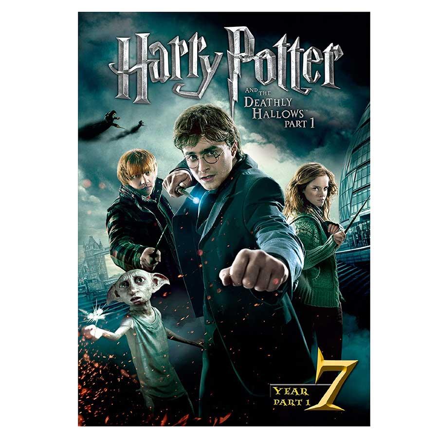 DVD ハリー・ポッターと死の秘宝 PART1