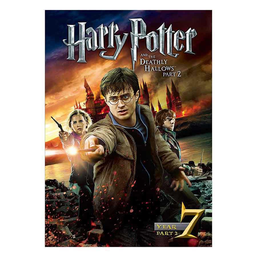 DVD ハリー・ポッターと死の秘宝 PART2