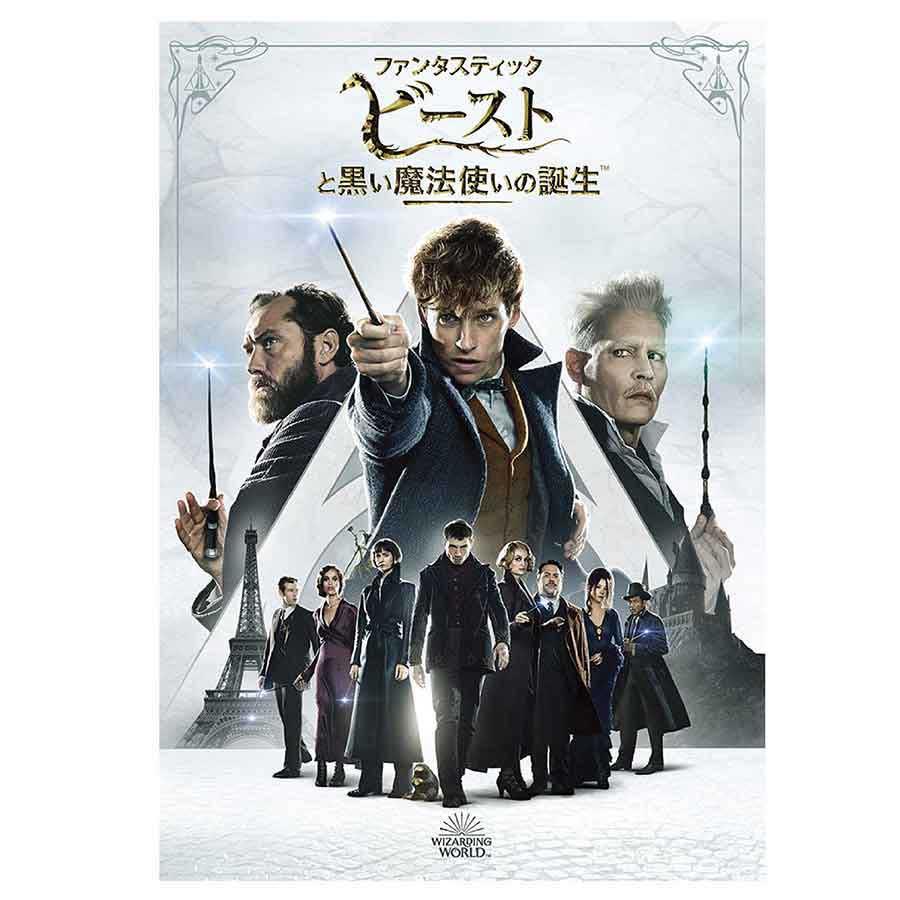 DVD ファンタスティック・ビーストと黒い魔法使いの誕生
